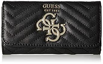 GUESS Violet Slim Clutch Wallet, Black