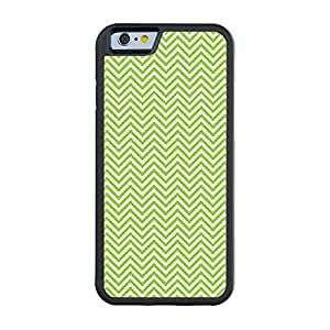 BRWM Custom Green Shamrock Pattern Case Case For Apple Iphone 6 Personalized Protective Cell Phone Case