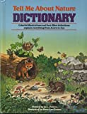Tell Me about Nature Dictionary, Querida L. Pearce, 0517035677