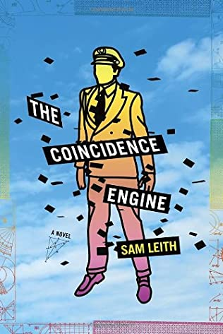book cover of The Coincidence Engine