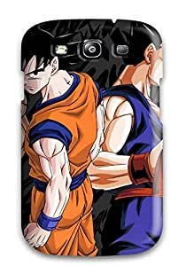 Alicia Russo Lilith's Shop 7400865K70411988 Galaxy S3 Hybrid Tpu Case Cover Silicon Bumper Goku And Gohan