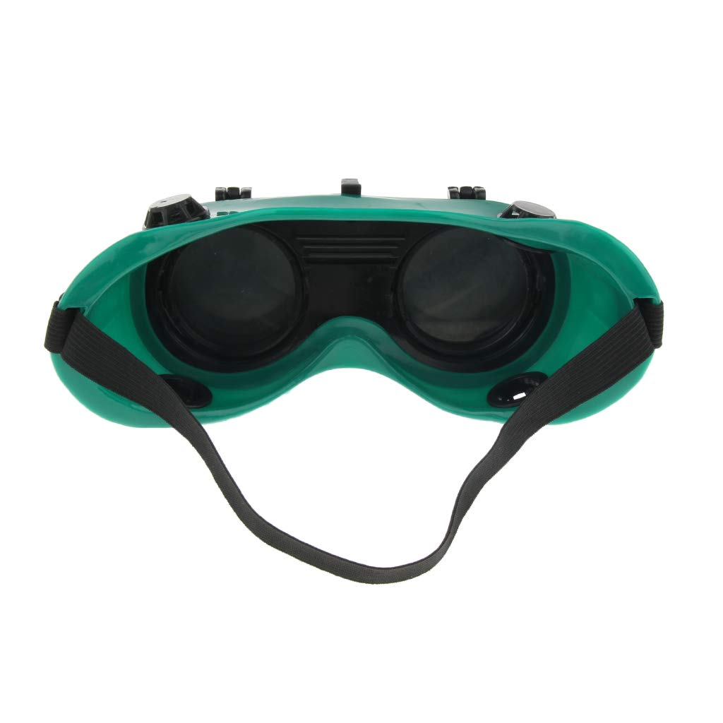perfk Gafas De Soldar Soldador Ajustable AnHerramientas Manuales El/éctrica Parte Trabajo