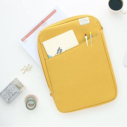 Briefcase Mustard - 8