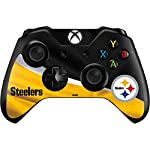 NFL Pittsburgh Steelers Xbox One Controller Skin - Pittsburgh Steelers Vinyl Decal Skin For Your Xbox One Controller