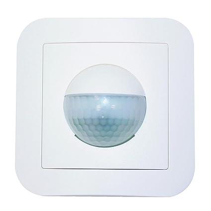 Beg det.mov/pres-i.crep - Detector movimiento sonido indoor 180