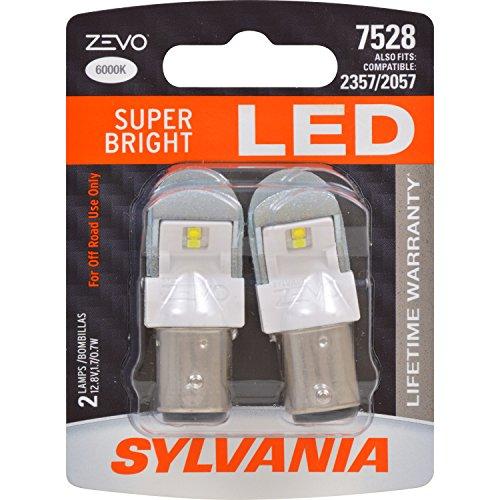 SYLVANIA ZEVO White Contains Bulbs