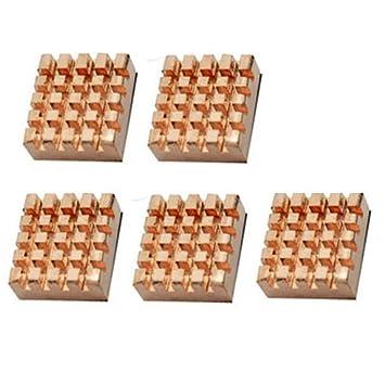 5 piezas juego de tarjeta de Video gráfica de memoria RAM ...