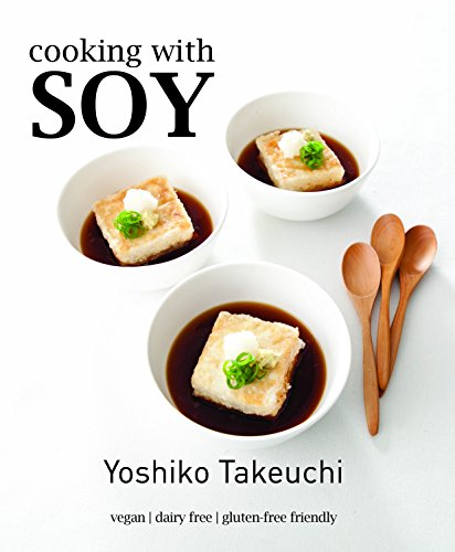 Cooking With Soy by Yoshiko Takeuchi