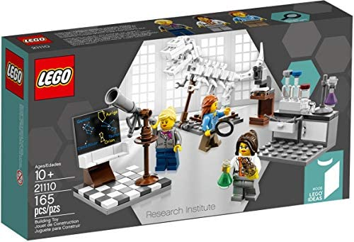 LEGO Cuusoo Research Institute 21110 (Discontinued by manufacturer)