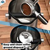 HOME DEPT Espresso knock box large and coffee