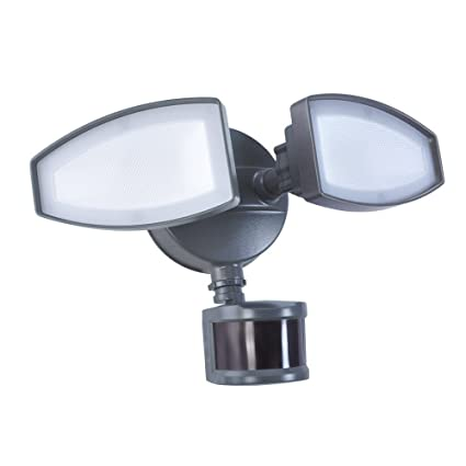 Good earth lighting dusk to dawn led motion activated security flood good earth lighting dusk to dawn led motion activated security flood light aloadofball Image collections