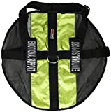 Dogline MaxAire Multi-Purpose Mesh Vest for Dogs and 2 Removable EMOTIONAL SUPPORT Patches, 30 to 38'', Green