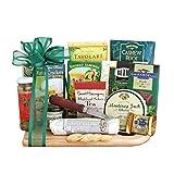 Ultimate Gourmet Cheeseboard Gift Basket by The Gift Basket Gallery