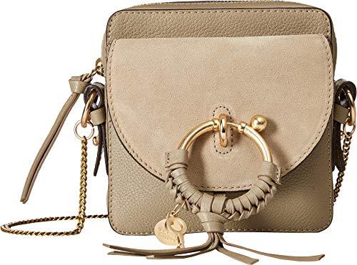 See by Chloe Women's Joan Mini Camera Bag Motty Grey One Size ()