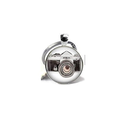 Colgante de cámara vintage, cámara antigua, regalo de ...