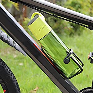 Smartcoco Outdoor Portable Sports Water Bottle Built-in Bluetooth Speaker Waterproof Leakproof Ride Bottle 750ML