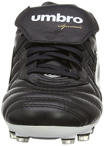 Hombre Eternal Umbro HG Zapatos Pro Dju Speciali para Negro Fútbol de Black 65nq58wx