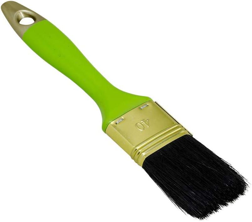 Lackierpinsel Profi 40 mm Lasurpinsel Farbpinsel Pinsel Streichpinsel Malerpinsel