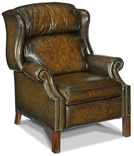 Hooker Furniture Finley Recliner, Brown