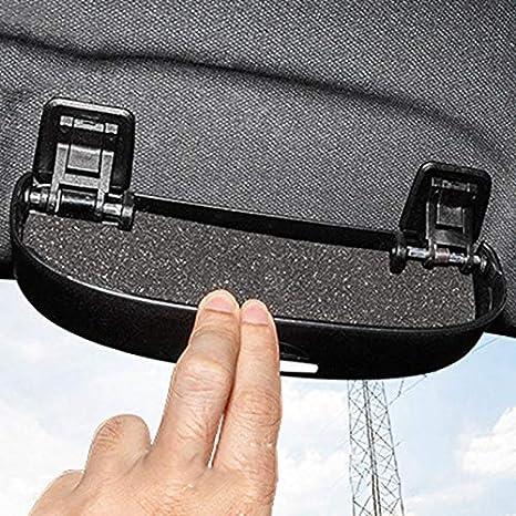 A7 Piaobaige Cas de Lunettes de Soleil de Support de Stockage de bo/îte de Lunettes de Voiture de Style de Voiture A6L Q5 A4L Q7 03 pour Les Accessoires automatiques dAudi A3 A5L
