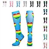 NEWZILL Compression Socks U.S Olympic Fencer