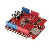 MonkeyJack 3D Printer VS1053 Recording Board MP3 Decoder Shield Module Support SPI