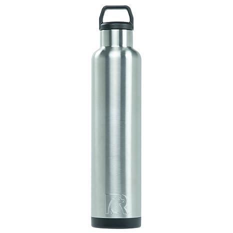 Amazon.com: RTIC botella de agua deportiva de doble pared ...