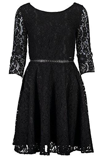 Damen Kleid Guess Cinzia A996 Nero HaPPxqwU