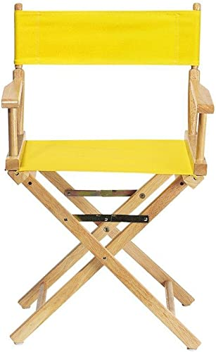 Home Decorators Collection Replacement Canvas Seat and Back for Directors Chair, Canvas, Lemon