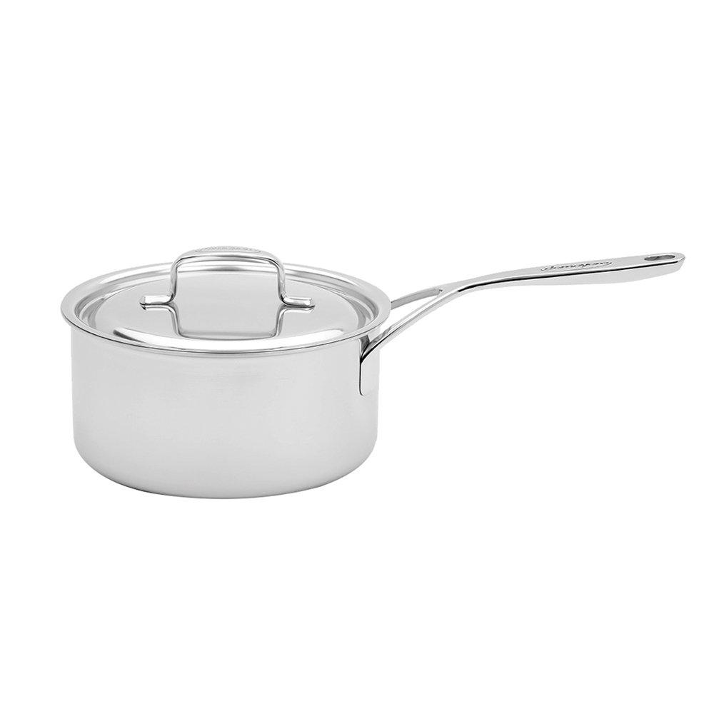 Demeyere 5-Plus Stainless Steel 2-qt Sauce Pan
