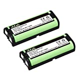 2-Pack iMah HHR-P105 Phone Battery Compatible with