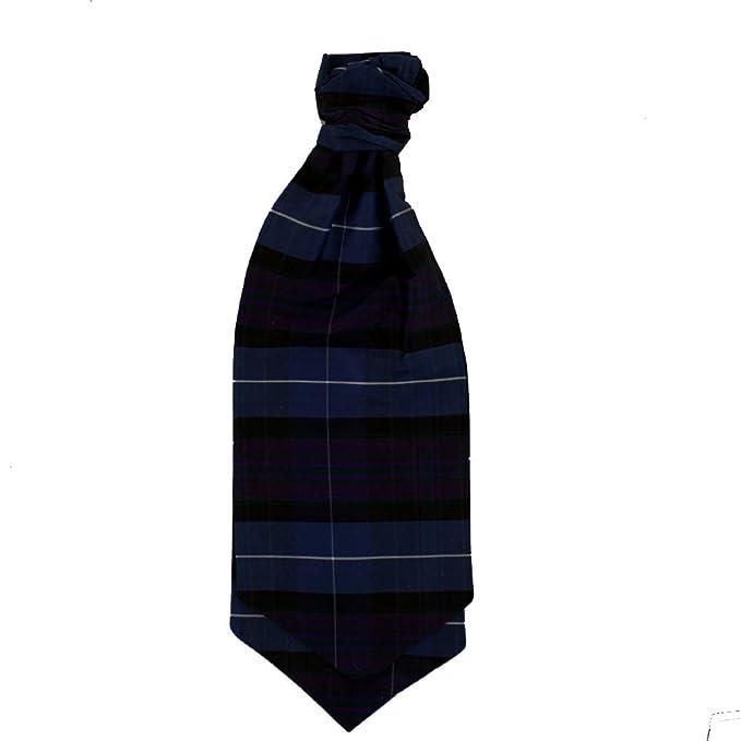 ScotlandShop Orgullo de Escocia tartán Coletero de seda corbata ...