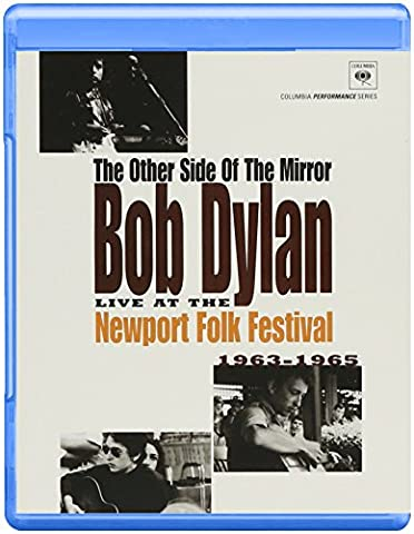 The Other Side of the Mirror - Bob Dylan Live at The Newport Folk Festival 1963-1965 [Blu-ray] (Mirror Mirror Blue Ray)