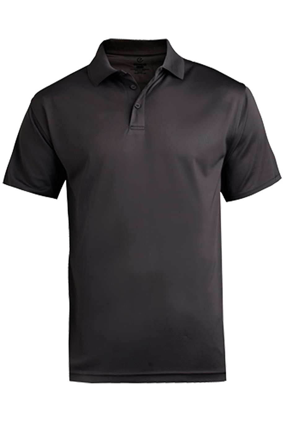 Edwards Garment Mens Antimicrobial Wrinkle Resistant Polo Shirt/_STEEL GREY/_3XL