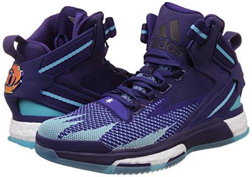adidas Derrick Rose 6 Boost Primeknit Basketballschuh Herren 13 UK - 48.2/3 EU