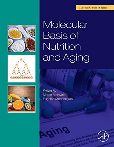 Molecular Basis of Nutrition and Aging: A Volume in the Molecular Nutrition Series (English Edition)