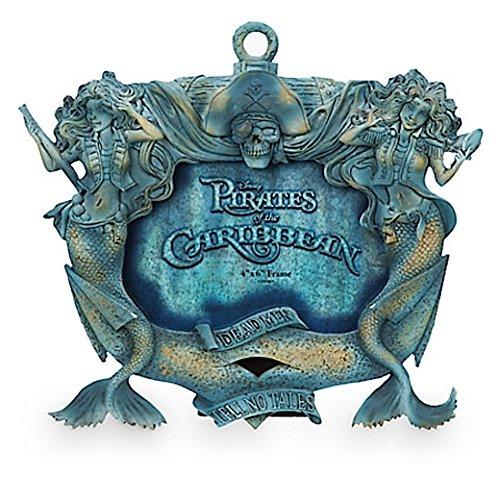 Disney Parks Shanghai Resort Pirates of the Caribbean Mermaid Photo Frame by Disney