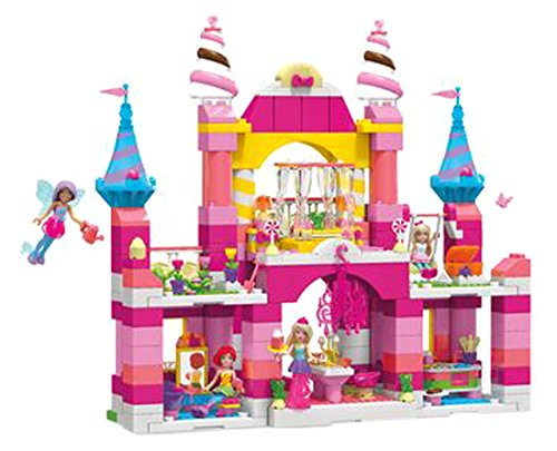 Mega Construx Barbie Candy Castle