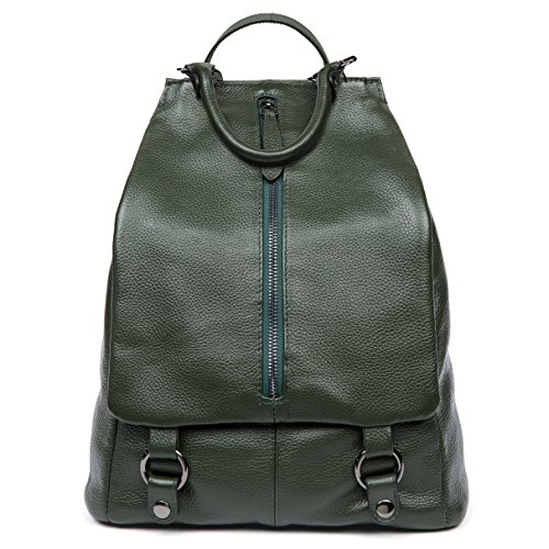 Clearance!Christmas big sales!NAWO Women's Leather genuine Backpack Casual Back to School Purse Satchel Shoulder Bags