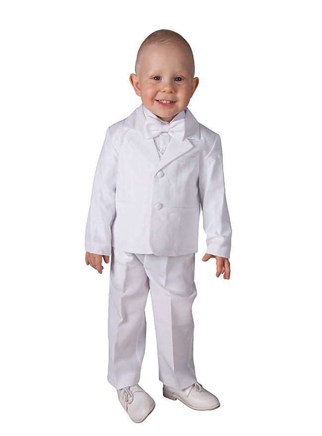 Boutique-Magique - Ropa de bautizo - para bebé niño: Amazon ...