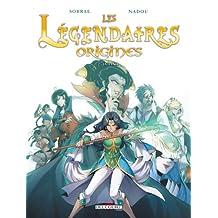 Les Légendaires - Origines T02 : Jadina (French Edition)