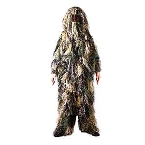 Ghillie Suit Costume - Medium