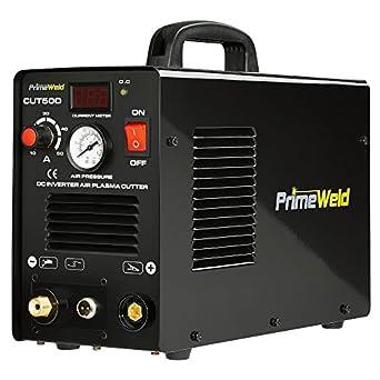PRIMEWELD Premium & Rugged 50A Air Inverter Plasma Cutter