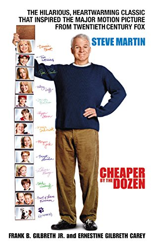 Download Cheaper by the Dozen pdf epub