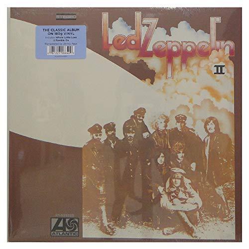 Lp Led Zeppelin II - Vinil importado