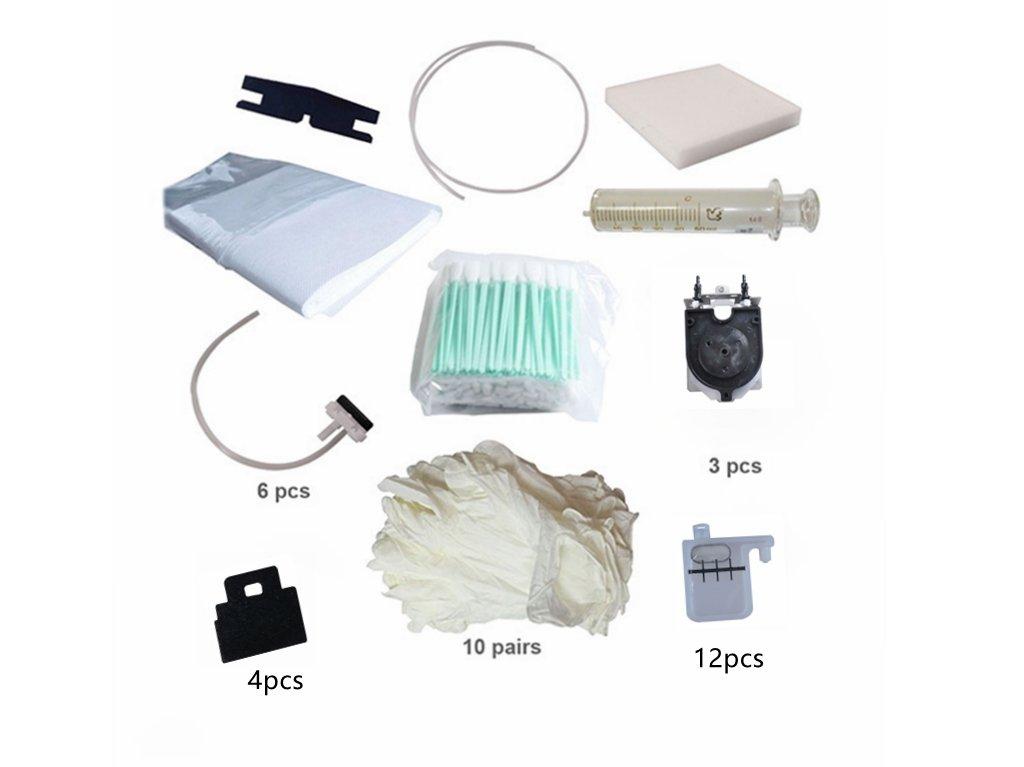 XC-540/XJ-640/FJ-540 Inkjet Printer Cleaning Kit Maintenance Kit Tool for Roland XC-540 XJ-640/XJ-740/FJ-540 SC-540/SJ-1000/SJ-745EX Eco Solvent Inkjet Printer by Unknown (Image #1)