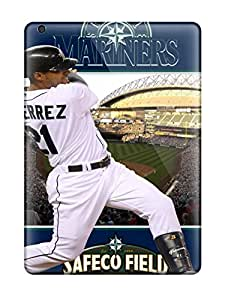 Hot seattle mariners MLB Sports & Colleges best iPad Air cases