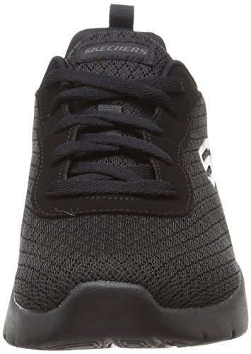 Woman Donna Black To Sneakers Skechers Dynamight 2 bbk 0 Nero 12964 Eye Fpn0Uq1