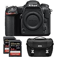 Nikon D500 20.9 MP CMOS DX Format Digital SLR Camera with...