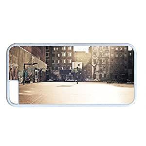 Hard Back Cover Case for iphone 6,Cool Fashion White PC Shell Skin for iphone 6 with Good Old Days